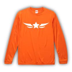 スポーツドライロングシルキーTシャツ